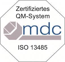Zertifizierung ISO 13485 Robert Winhart
